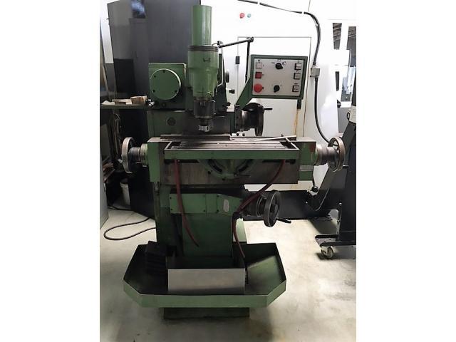 Fräsmaschine RUHLA FUW 200/II - 5