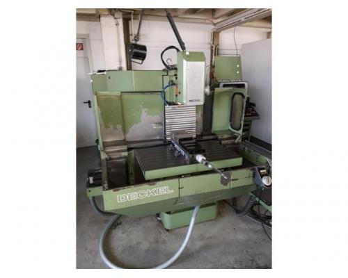 Werkzeugfräsmaschine Deckel FP4NC - Bild 1