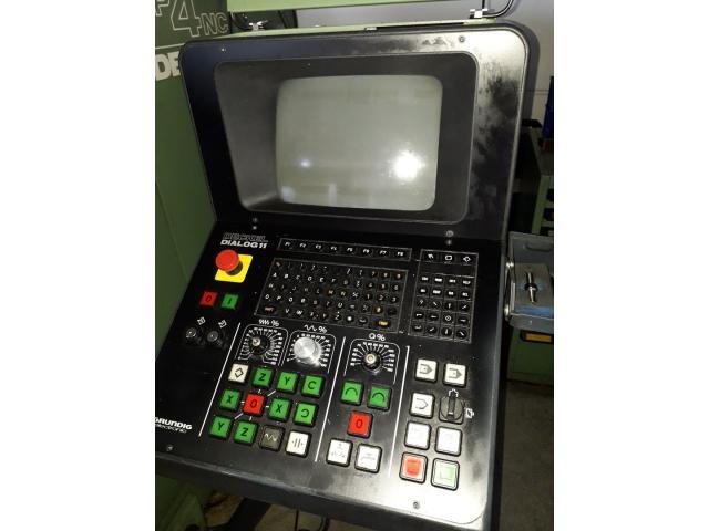Werkzeugfräsmaschine Deckel FP4NC - 2