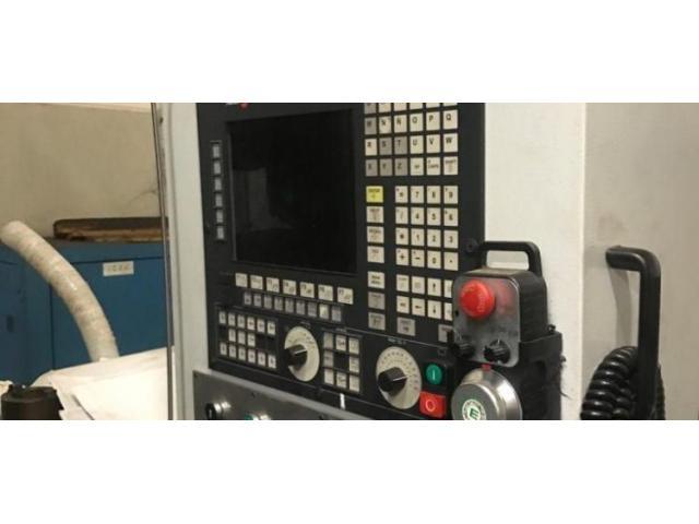 Fahrständerfräsmaschine HEYLIGENSTAEDT Fagor 8055 - 1