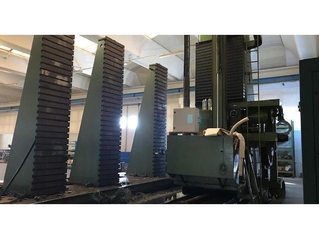 Fahrständerfräsmaschine HEYLIGENSTAEDT Fagor 8055 - 5