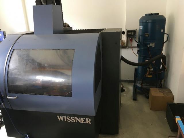 HSC-Fräsmaschine  Wissner Gamma 605 - 1