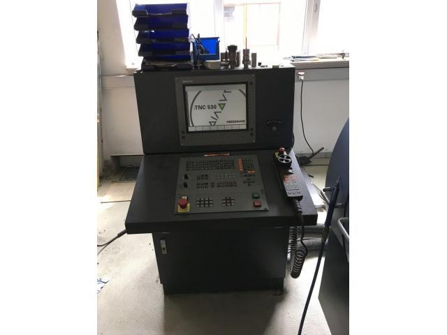 HSC-Fräsmaschine  Wissner Gamma 605 - 2