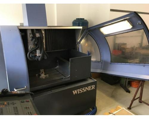 HSC-Fräsmaschine  Wissner Gamma 605 - Bild 3
