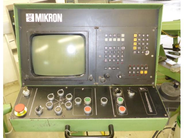 Fräsmaschine Mikron WF3 DCM - 3