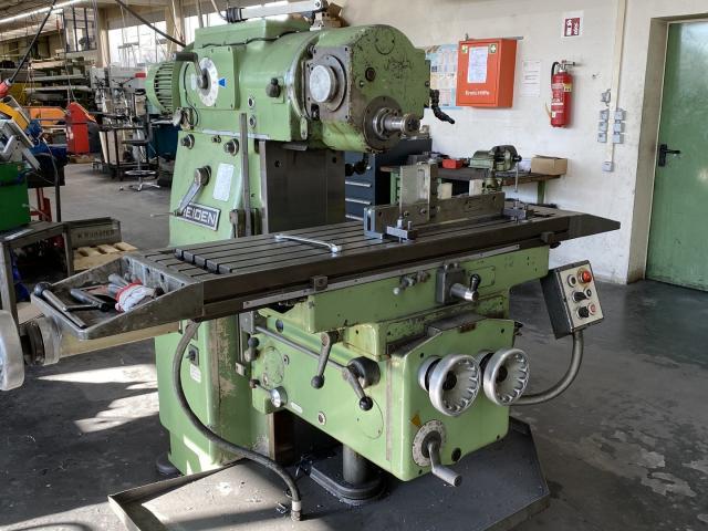 Universalfräsmaschine Reiden FU 150 A - 2
