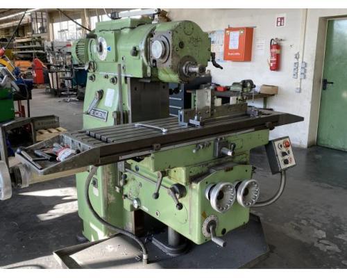 Universalfräsmaschine Reiden FU 150 A - Bild 2
