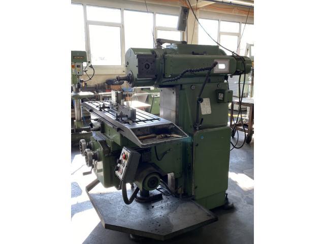 Universalfräsmaschine Reiden FU 150 A - 3