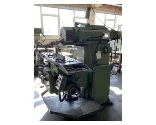 Universalfräsmaschine Reiden FU 150 A - Bild 3