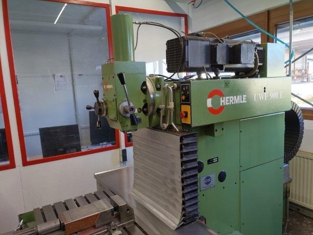 Werkzeugfräsmaschine Hermle UWF900E - 2