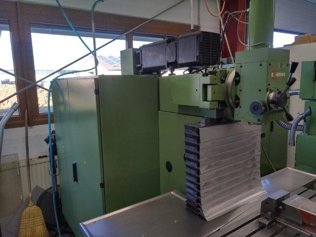 Werkzeugfräsmaschine Hermle UWF900E - 3