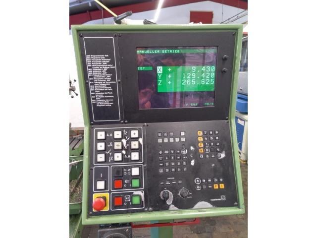 Werkzeugfräsmaschine Hermle UWF900E - 4