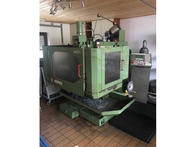 Fräsmaschine Hermle UWF 802M - 1