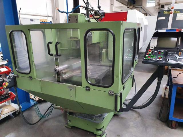 CNC Fräsmaschine Deckel FP 3 A - 1