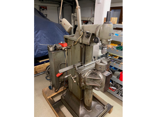 Fräsmaschine Deckel FP1 - 1