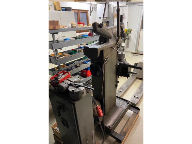 Fräsmaschine Deckel FP1 - 2