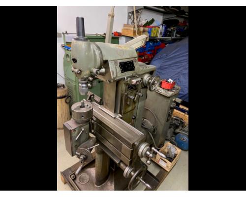 Fräsmaschine Deckel FP1 - Bild 3