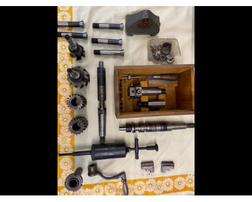 Fräsmaschine Deckel FP1 - Bild 4