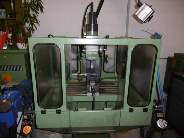 Fräsmaschine Deckel FP2 - 1