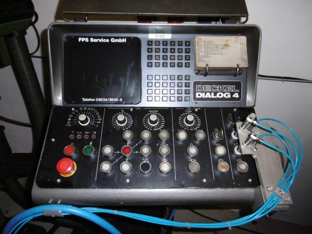 Fräsmaschine Deckel FP2 - 2