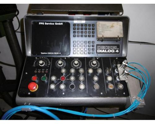 Fräsmaschine Deckel FP2 - Bild 2