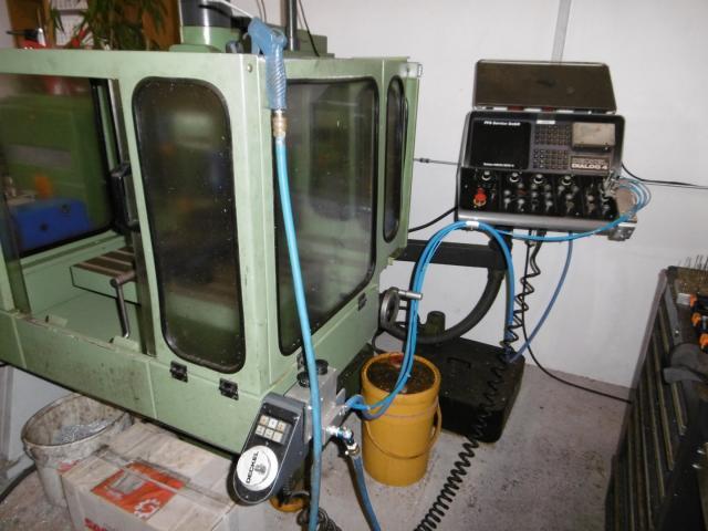 Fräsmaschine Deckel FP2 - 3