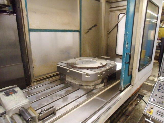 Bettfräsmaschine SHW UFZ 4 - 4