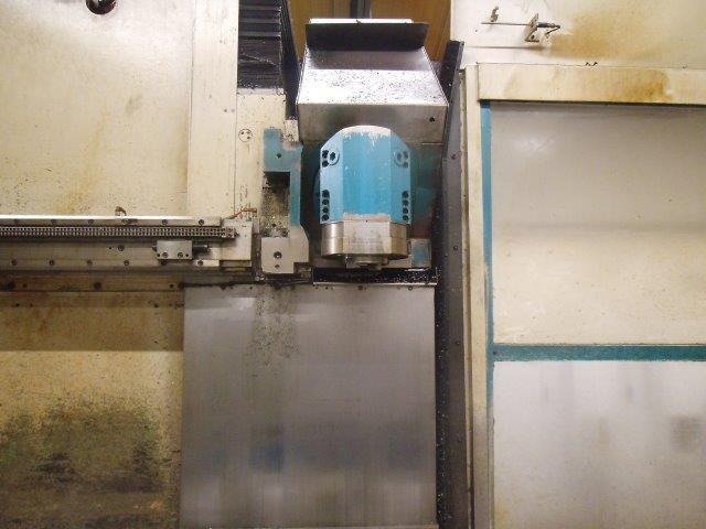 Bettfräsmaschine SHW UFZ 4 - 5