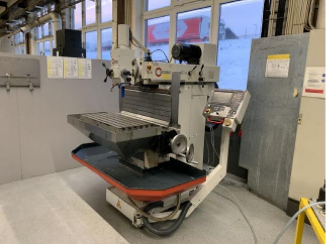 Werkzeugfräsmaschine Hermle UWF 802 M - 1
