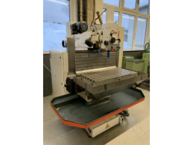 Werkzeugfräsmaschine Hermle UWF 802 M - 2