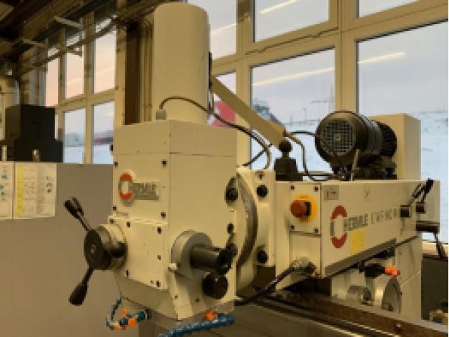 Werkzeugfräsmaschine Hermle UWF 802 M - 3