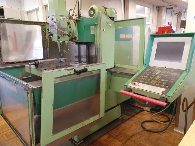 Fräsmaschine Maho MH 600 E - 1
