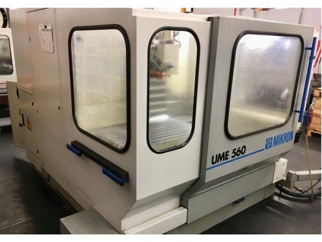 Fräsmaschine Mikron UME560 - 2