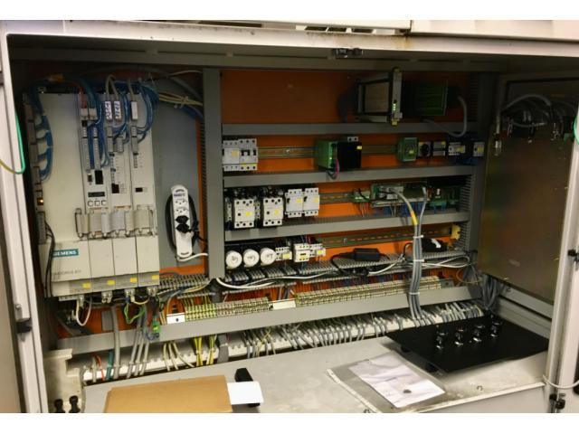 Fräsmaschine Mikron UME560 - 3