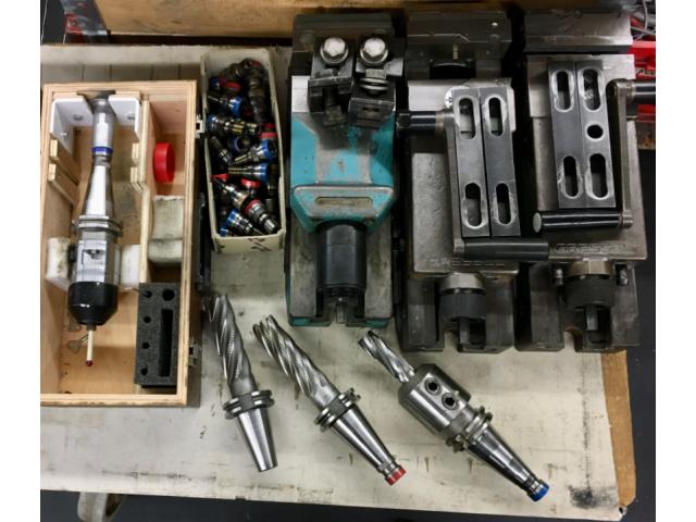 Fräsmaschine Mikron UME560 - 4