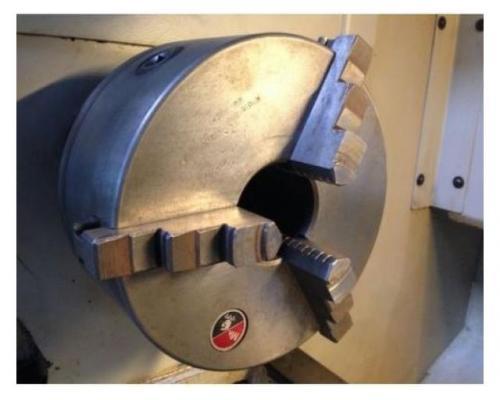 Zyklendrehmaschine Wagner WDE 400x1500 - Bild 5