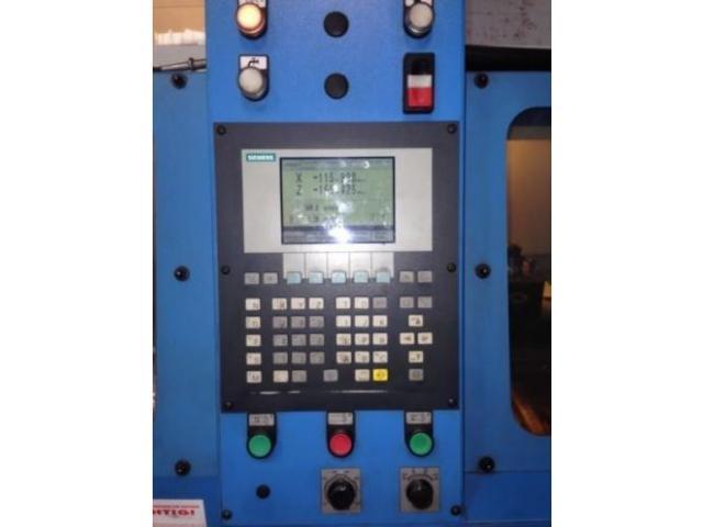 Zyklendrehmaschine Wagner WDE 400x1500 - 6