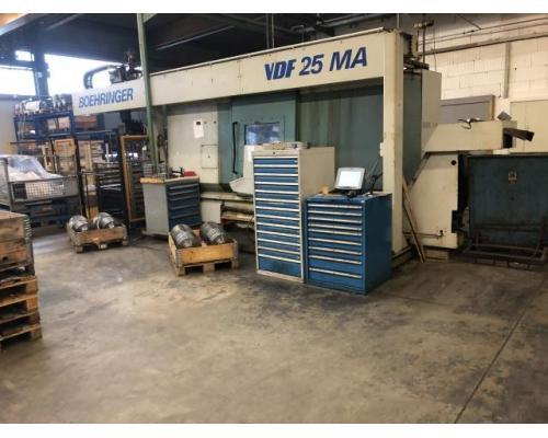 CNC-Drehmaschine Boeringer VDF 25 MA - Bild 1
