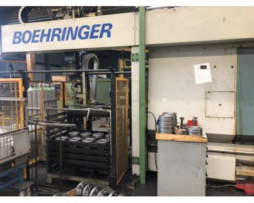 CNC-Drehmaschine Boeringer VDF 25 MA - Bild 2
