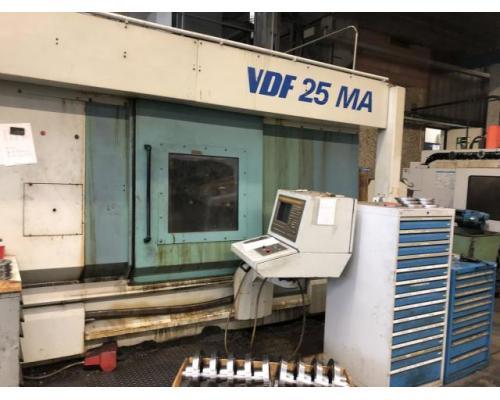 CNC-Drehmaschine Boeringer VDF 25 MA - Bild 3