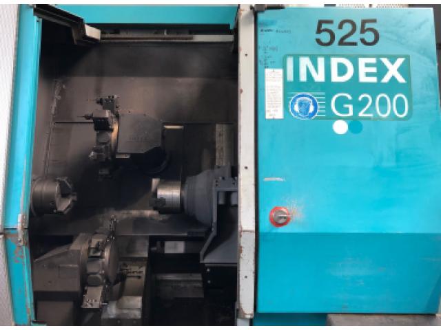 Drehmaschine Index G200 - 2