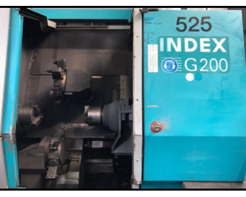 Drehmaschine Index G200 - Bild 2
