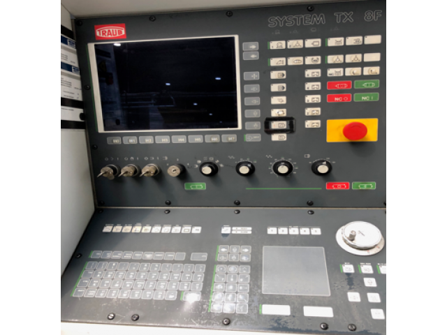CNC Gegenspindel-Drehmaschine Traub TNS 26D - 4
