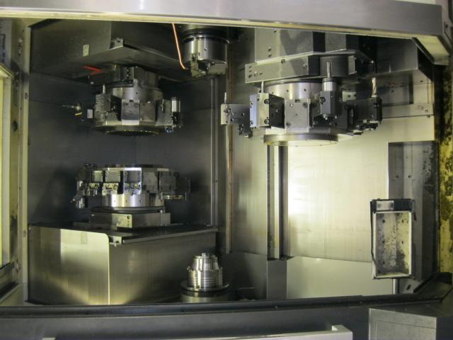 Drehmaschine Mori Seiki NZ2000 T3Y3 - 1