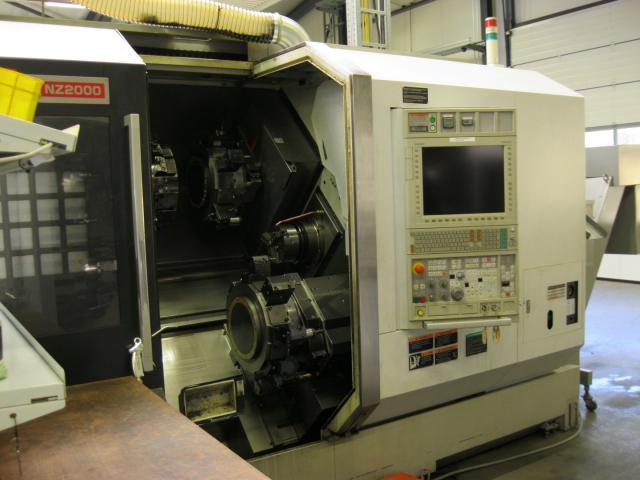 Drehmaschine Mori Seiki NZ2000 T3Y3 - 2