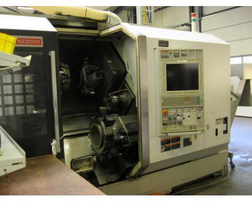 Drehmaschine Mori Seiki NZ2000 T3Y3 - Bild 2