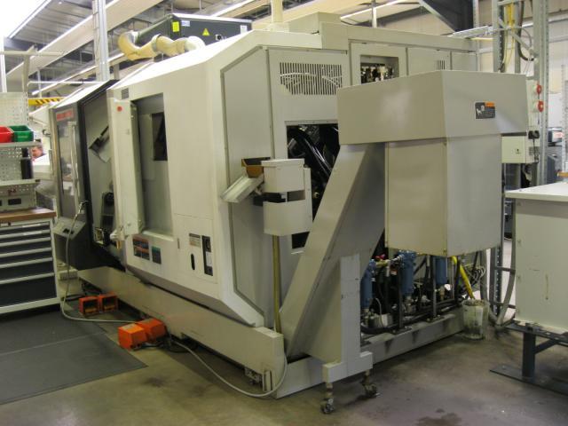 Drehmaschine Mori Seiki NZ2000 T3Y3 - 6