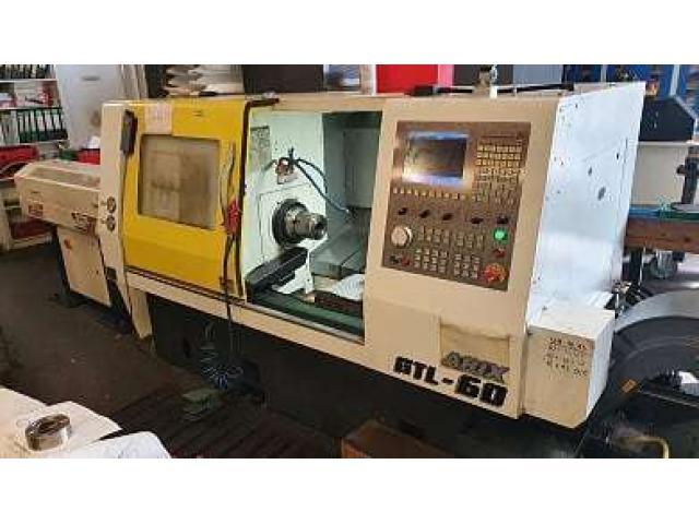 Drehmaschine Arix GTL-60 - 5