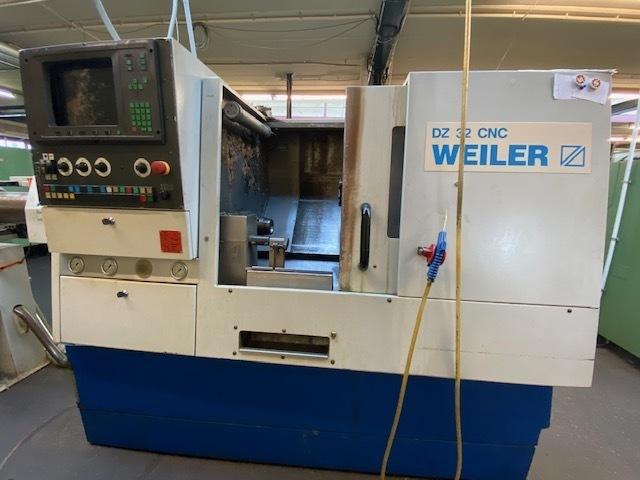 Drehmaschine Weiler DZ32 - 1