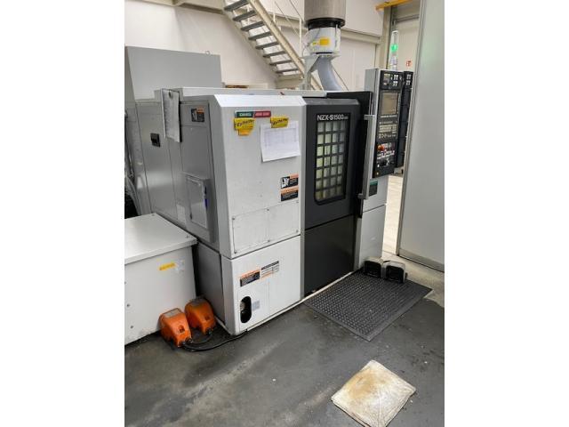 Drehmaschine DMG Mori Seiki NZX/S 1500 - 1